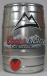 Coors Silver Bullet