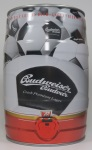 Budvar 2012 football